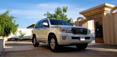 Land Cruiser 2015 GXR No Accident