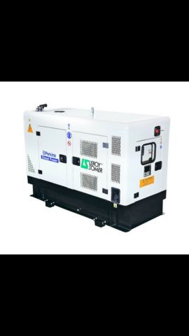 Generator for Sales and rental