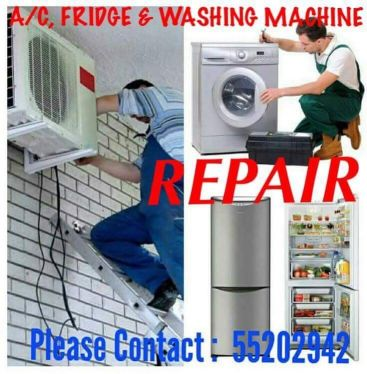 ★We Have Expert A/C Technician In DOHA,