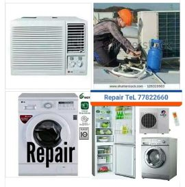 AC, Fridge & Washing Machine Repair