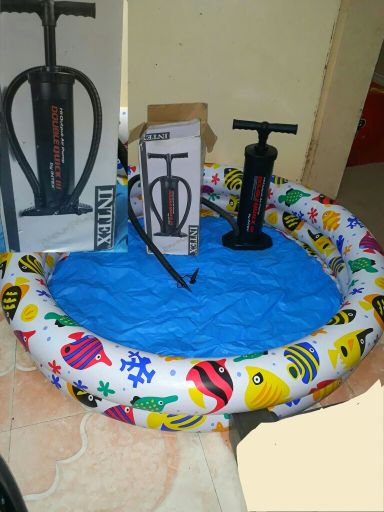 Pool and pump