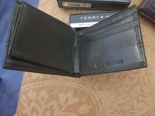 TOMMY HILFIGER original Leather Wallet