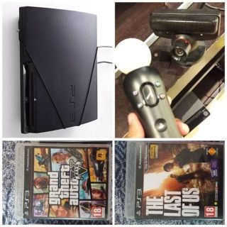 PS3 FOR SALE. (+Extras)
