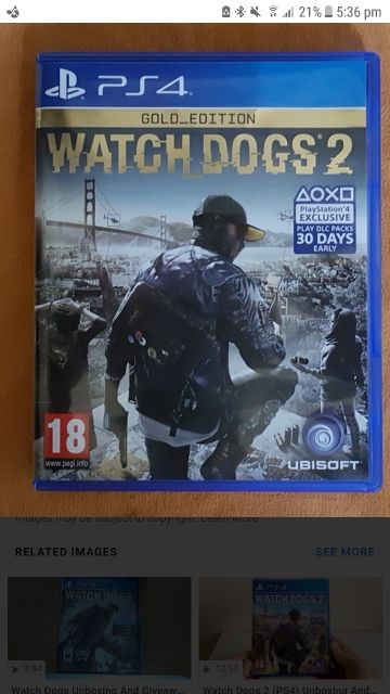 watch dogs gold edition