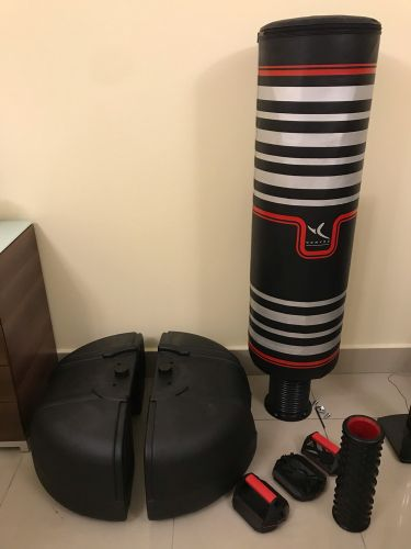 Punch bag & training equipment