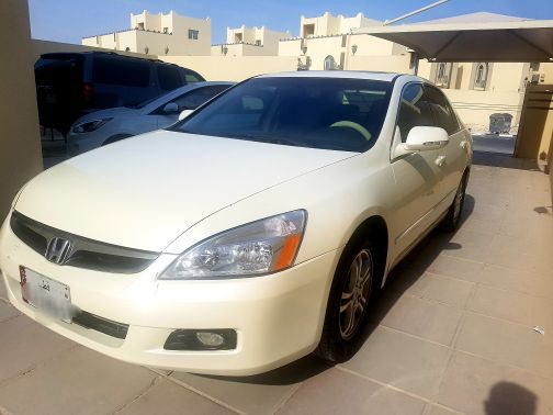 honda accord 2006 for urgent sale