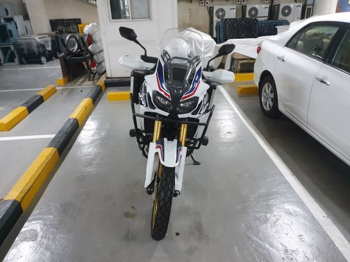 Automatic Honda Africa Twin