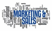 Looking for SALES AND MARKETING MANAGER