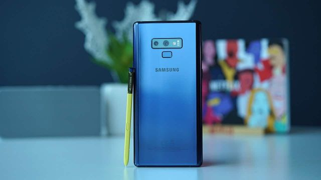Samsung galaxy note9 512gb newyear offer