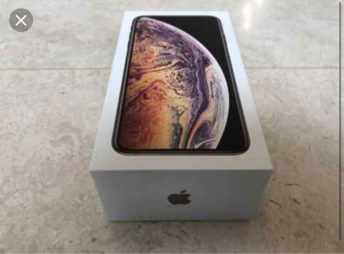 iPhone XS Max 512 new