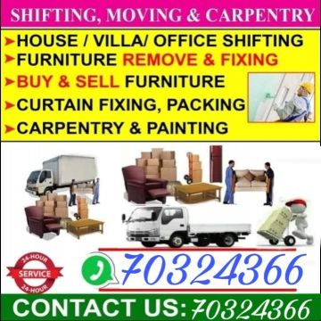 moving shifiting services