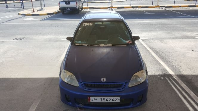 honda civic Ek hatch