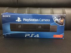 PlayStation camera for ps4