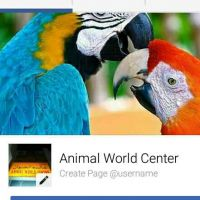 المعلن Animal World Center