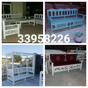المعلن Furniture all work