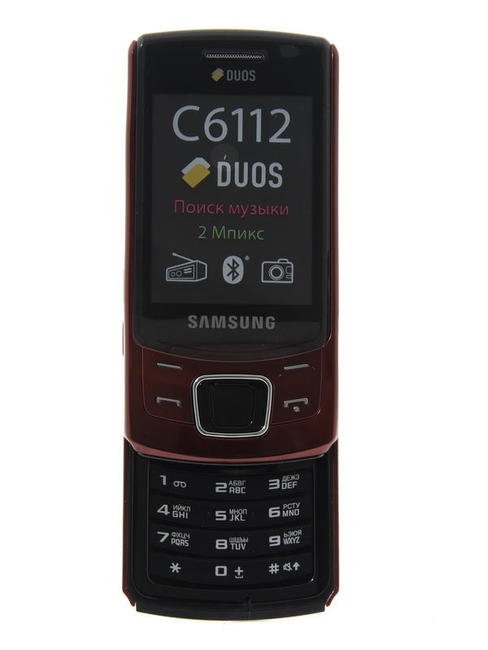 Samsung GT-C6112 DuoS