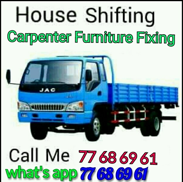 carpenter & furniture fixing with pickup