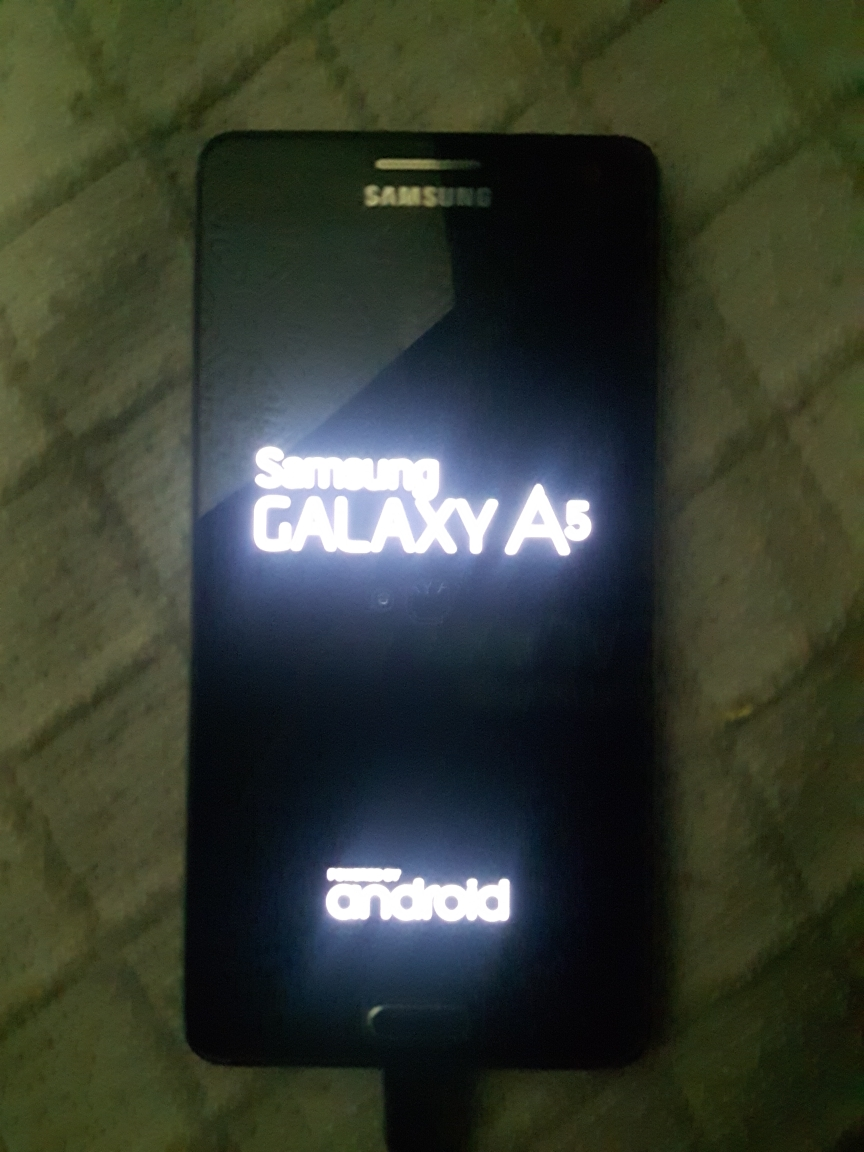 for sale A5 only battery problem