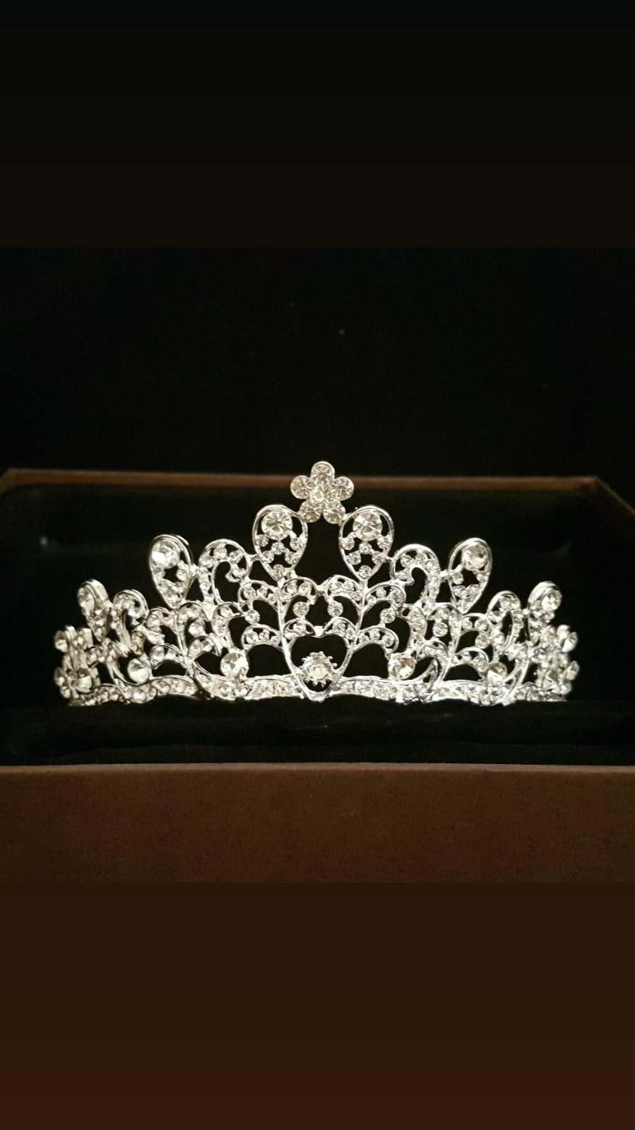 Crown sets brand new