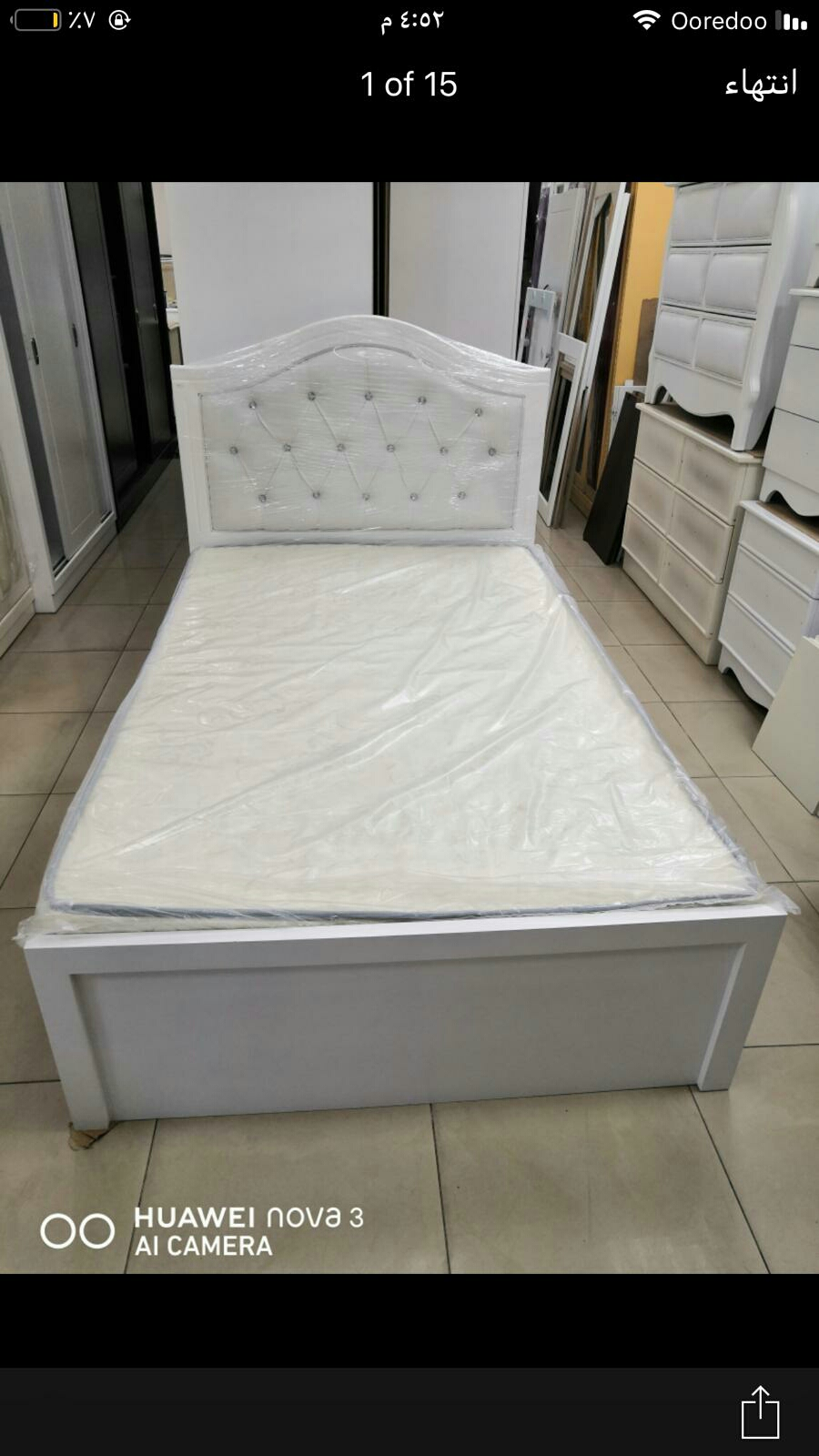 King size Queen size single size