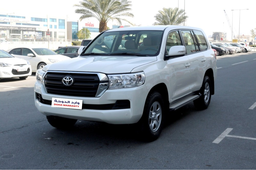 Toyota Land Cruiser - GX  4.0 L
