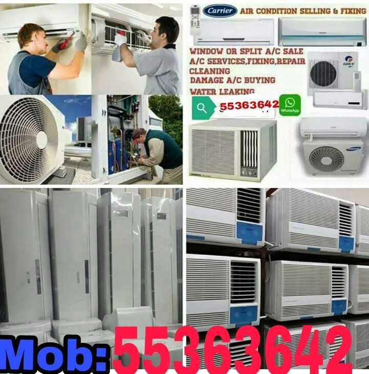 All Air Condition تصليح مكيفات
