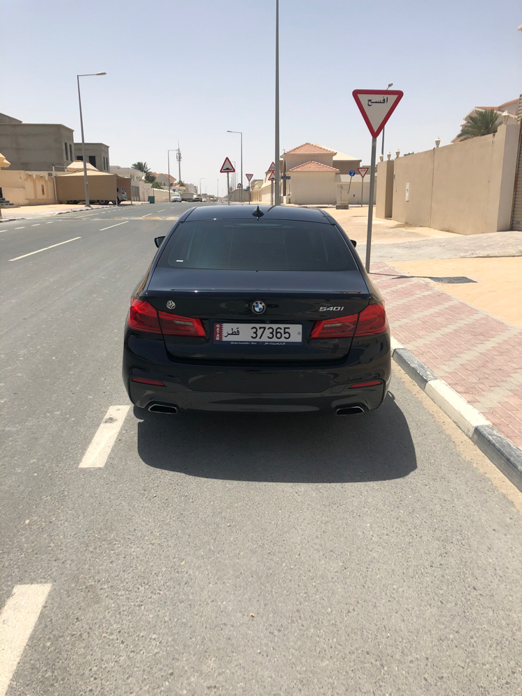 BMW 540i m package