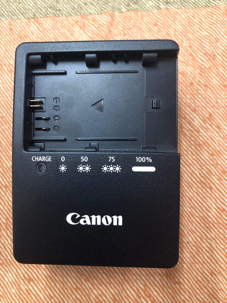 Original Canon charger New brand