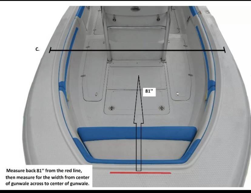 privacy tent for boat 22 ft