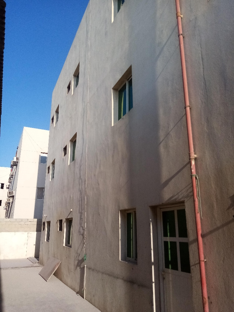 accommodation in Industrial Area