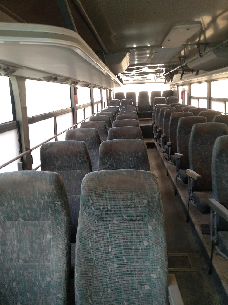 Daewoo bus 46 seater 2008 model good condition