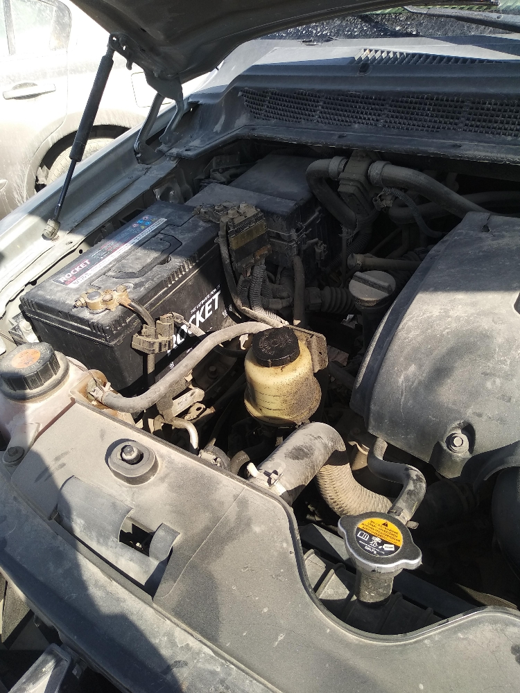 Nissan armada 2007 all parts available