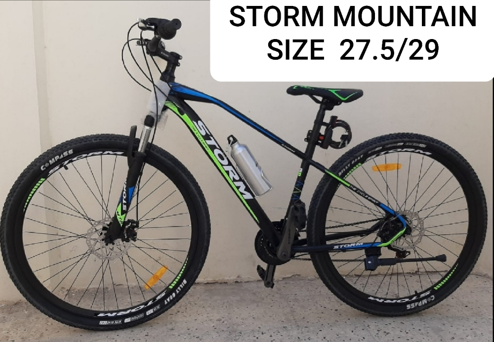 BICYCLE STORM MOUNTAIN
