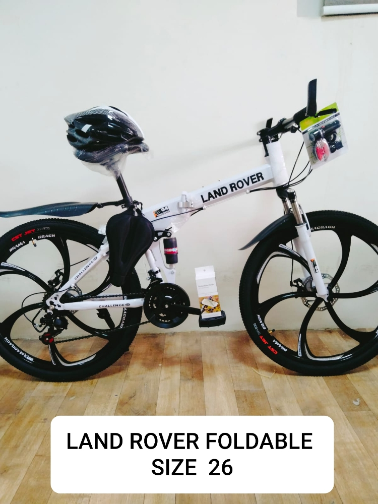 BICYCLE FOLDABLE NEW BRANDS