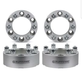 2 Wheel Spacers 1.5X6