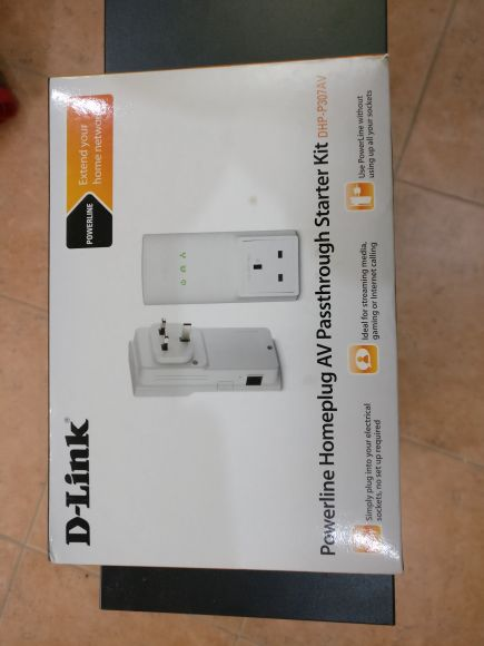powerline network extender