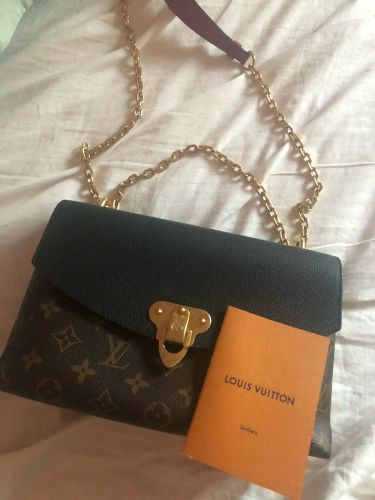 An original LV bag