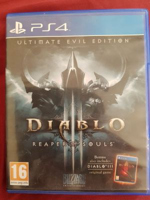 Diablo Reaper of souls ps4