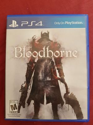 blood borne ps4