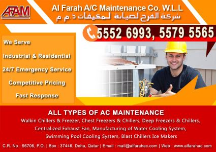 AC Maintenance