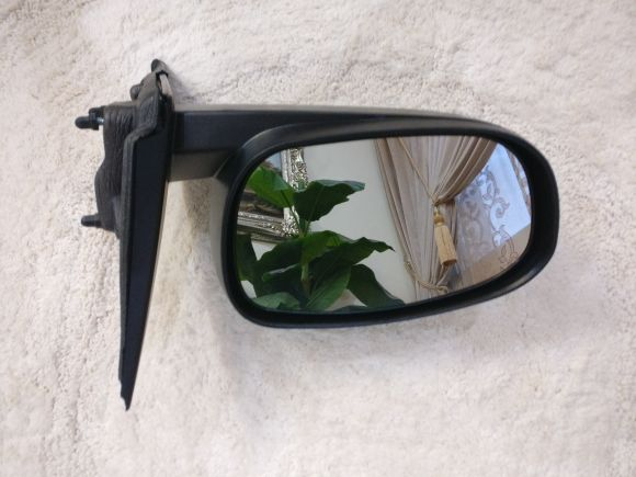 Dodge charger left side mirror