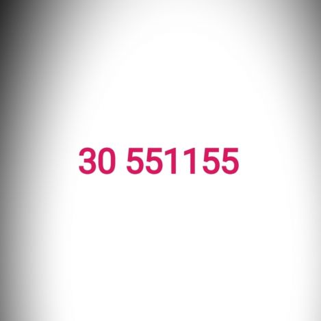 Special Number 30551155