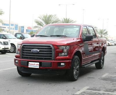 New Ford F150 2016
