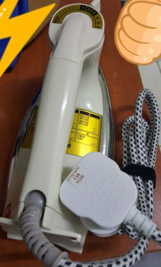 new clothes iron
