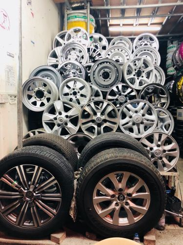 Tires and Ring