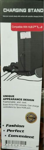 Fan&charge stand
