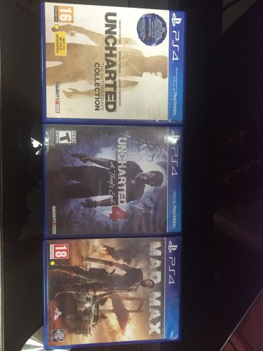 Ps4 dvd