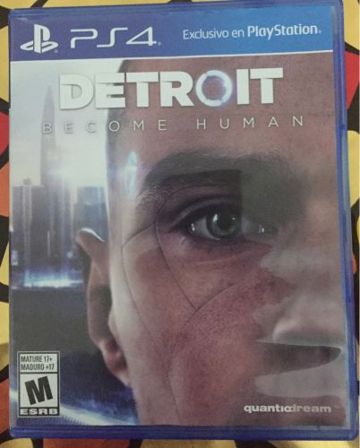 DETROIT ps4 IT PS4