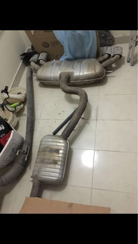 Exhaust mk7 R