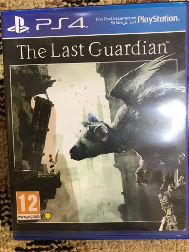 ThLast Guardian